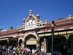 オーストラリア・パースのおみやげ人形フリーマントルマーケット