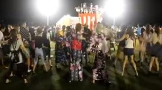 岐阜県美濃加茂市のダンシング・ヒーロー盆踊り