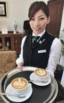 エスプレッソコーヒーのラテアート.jpg